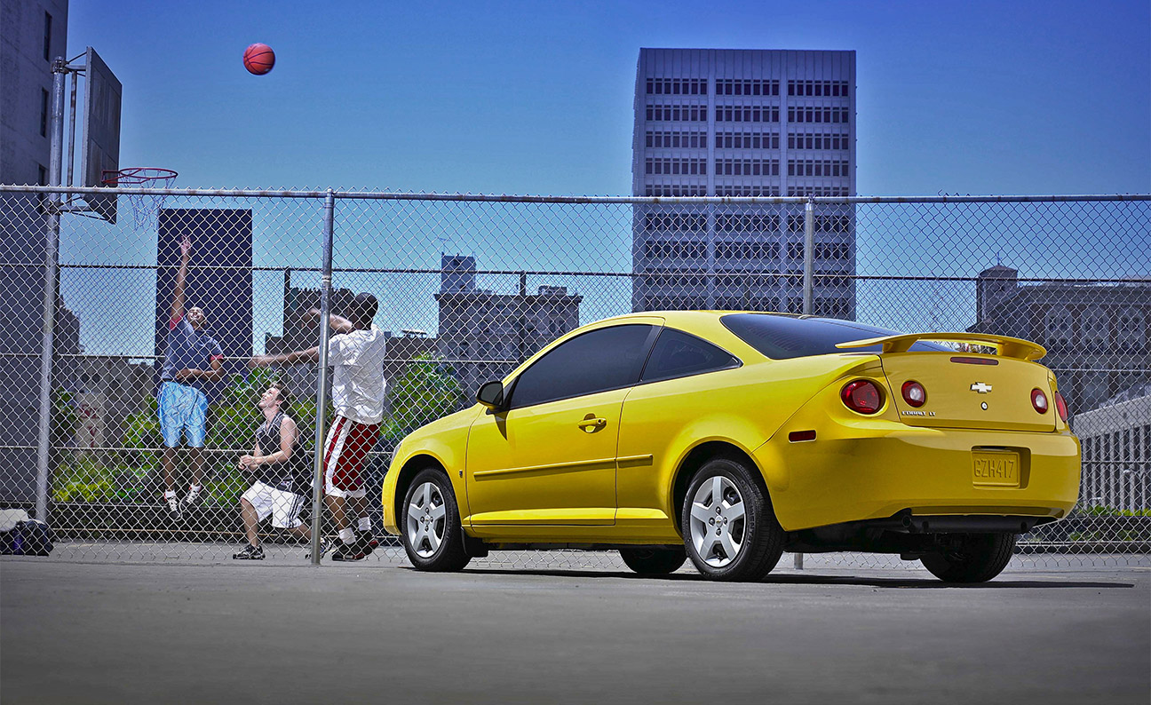 Chevrolet Cobalt LT_BasketBall