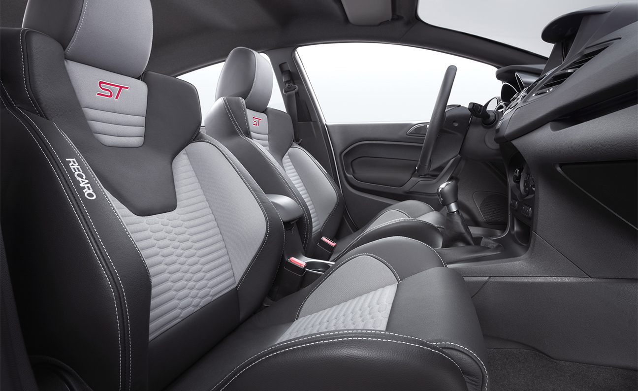 Ford Fiesta 2014 Side Interior