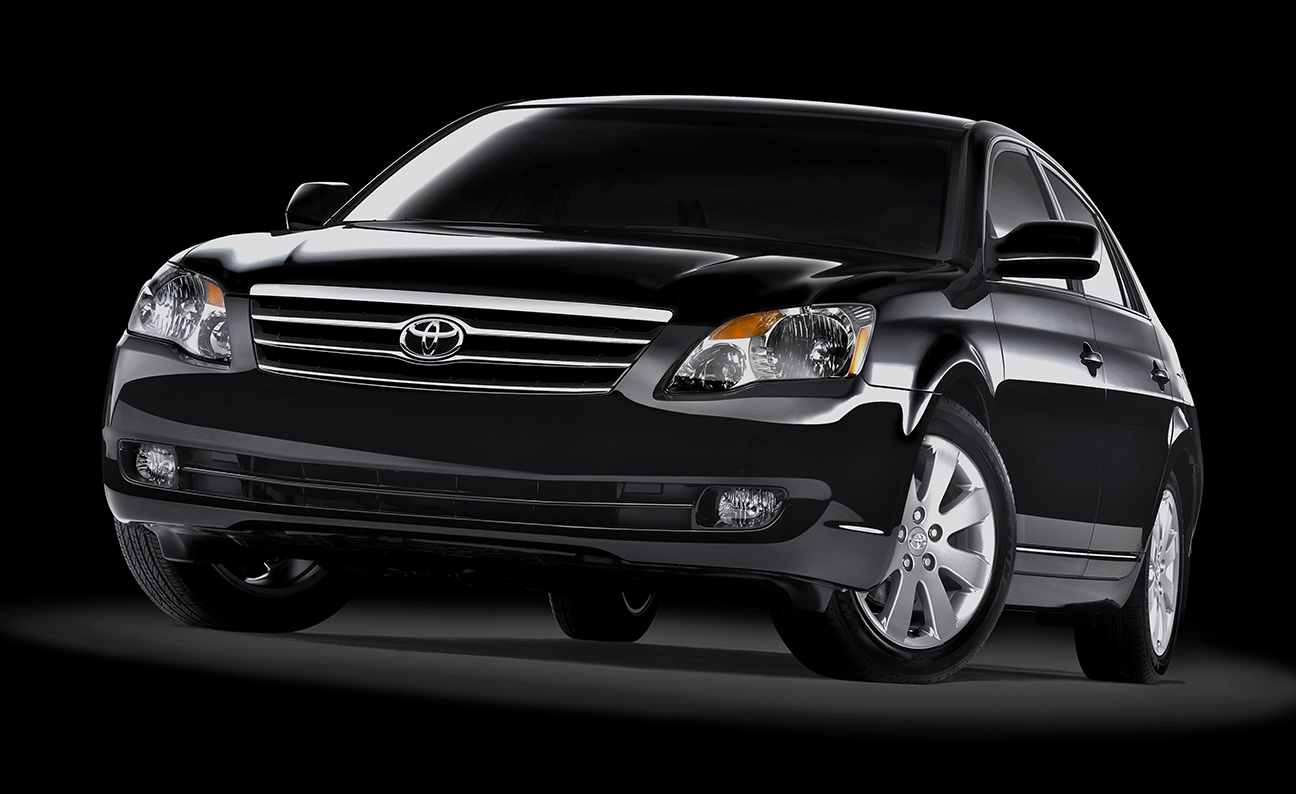 Toyota Avalon Mood Studio F3-4DS